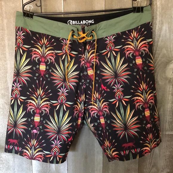 Billabong Tropical Boardshorts